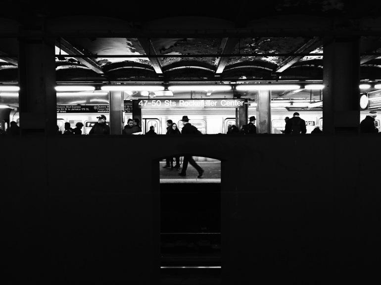 rockefeller station - ny ny 2015