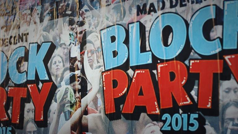 block party - la